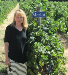 Stephanie at Merlot Grapes