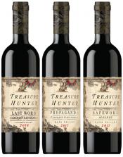 3 Treasure Hunter Wines
