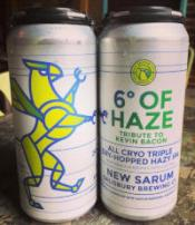 6 Degrees of Haze IPA